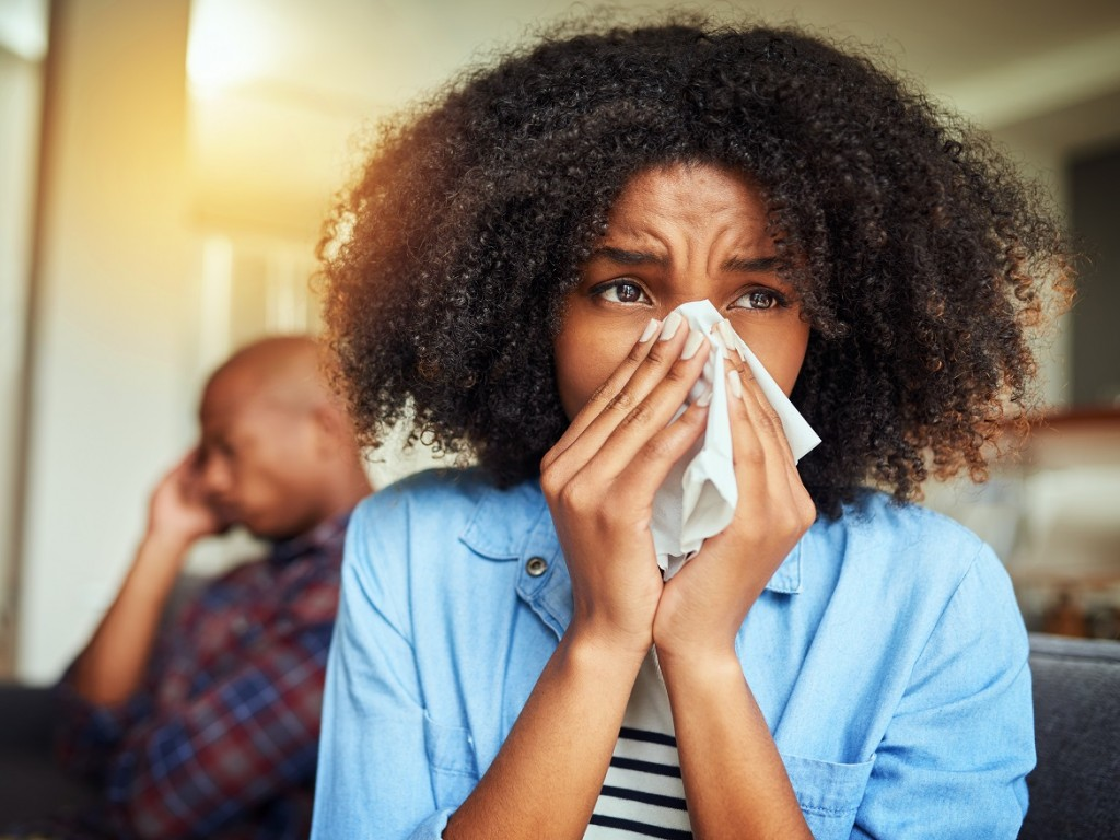 What's the Difference Between a Cold and a Sinus Infection?
